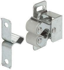 Twin Roller Catch, Spring Loaded