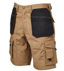Apache Shorts with Holster Pockets - Stone/Tan