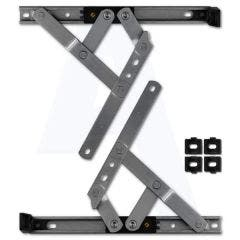 Chameleon Adaptable Friction Stays - Top Hung