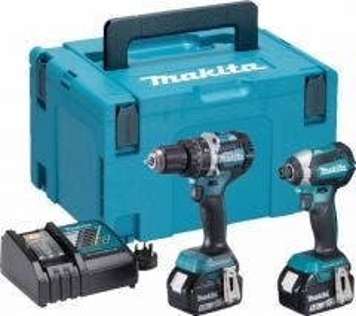 Makita DLX2180TJ 18v Brushless Twin Pack 2 x 5ah