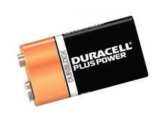 Duracell 9v Twin Pack Batteries