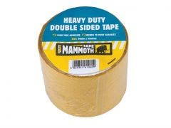 Everbuild Mammoth Double Sided Tape - 50mm x 10m