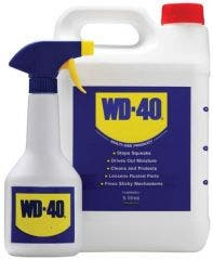 WD-40 Multi-Use Maintenance Container & Spray Bottle 5 Litre