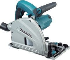 Makita Plunge Saw with 1.5m Guide Rail