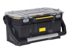 """Stanley STST1-70317 Toolbox with Tote Tray 50cm/19"""""""