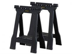 Stanley Junior Saw Horse (Twin Pack)