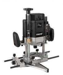 """Trend 2000W 1/2"""" Variable Speed Workshop Router 230V"""