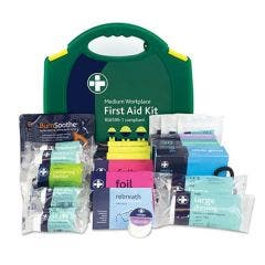 Timco BSC Workplace First Aid Kit (Medium)