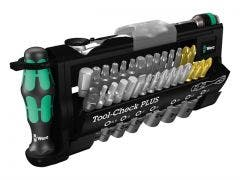 Wera Tool-Check Plus Tool Set of 39 1/4in Drive