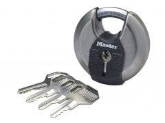 Master Lock M40D Excell Stainless Discus Padlock XMS19DISC70